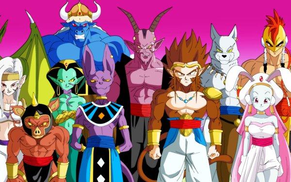 Anime Dragon Ball Super Dragon Ball Beerus HD Wallpaper | Background Image