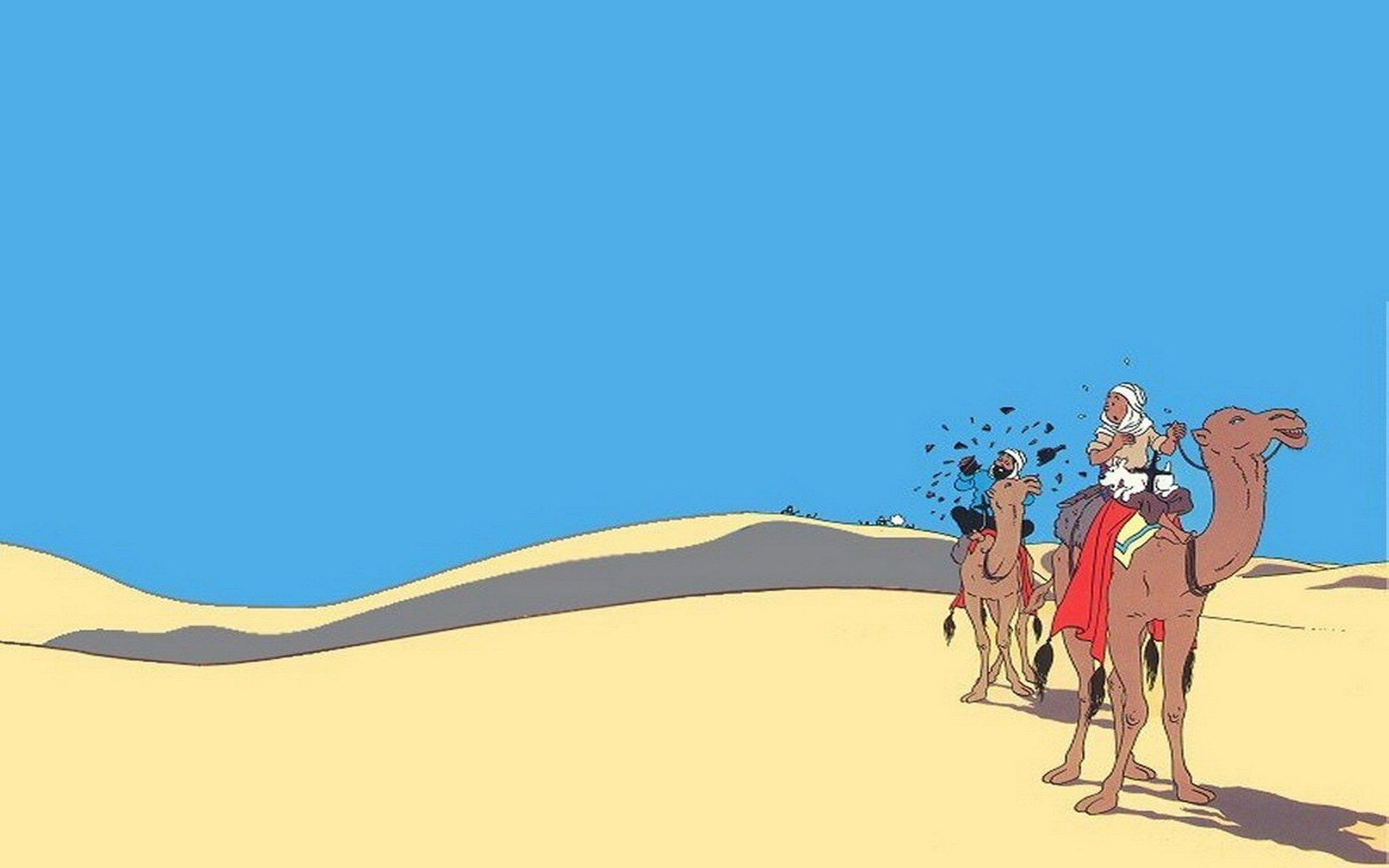 Fond D Ecran Tintin - Fond d écran