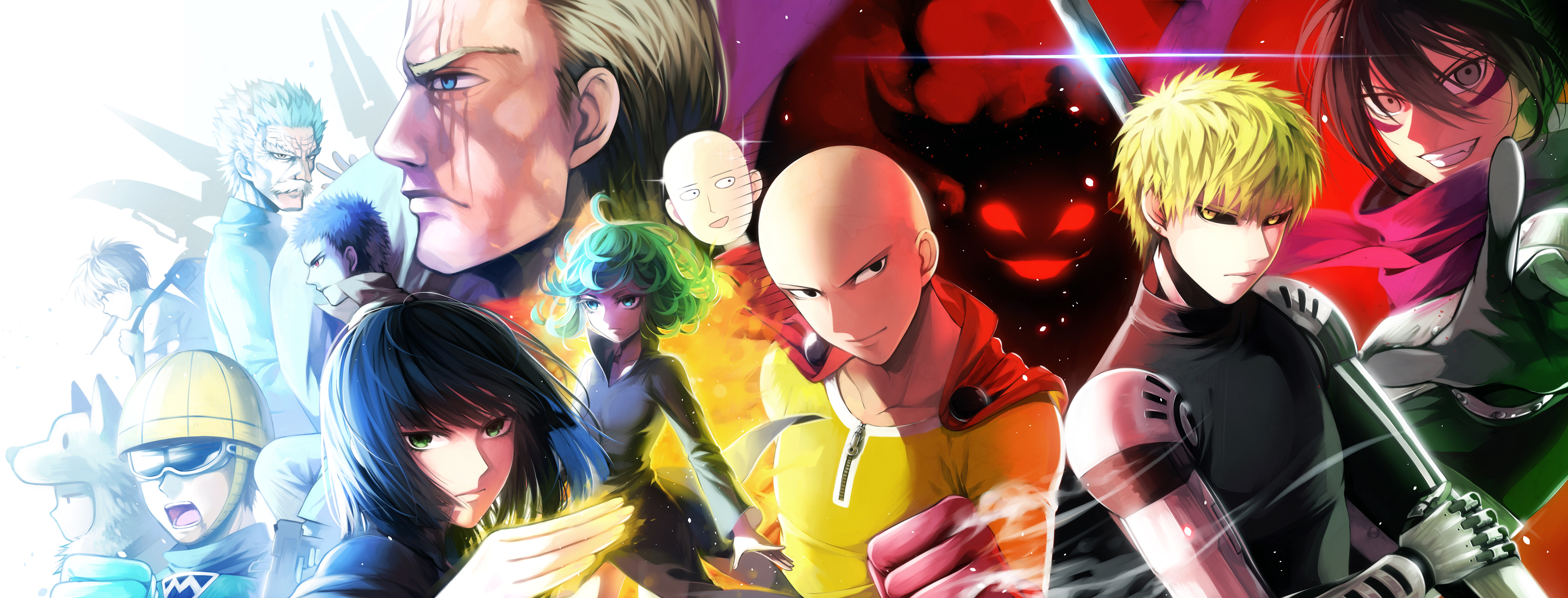 12 King One Punch Man Hd Wallpapers Background Images