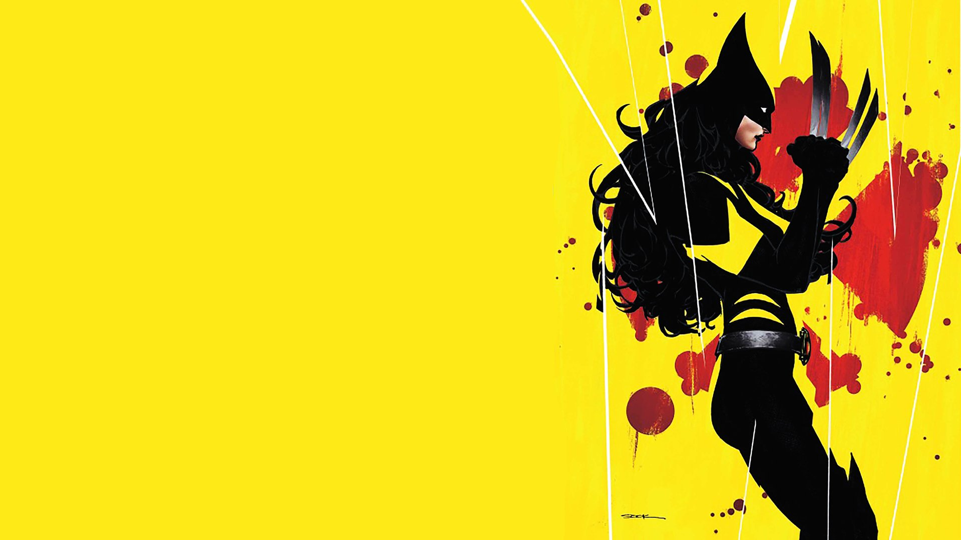 allnew wolverine full hd wallpaper and background image