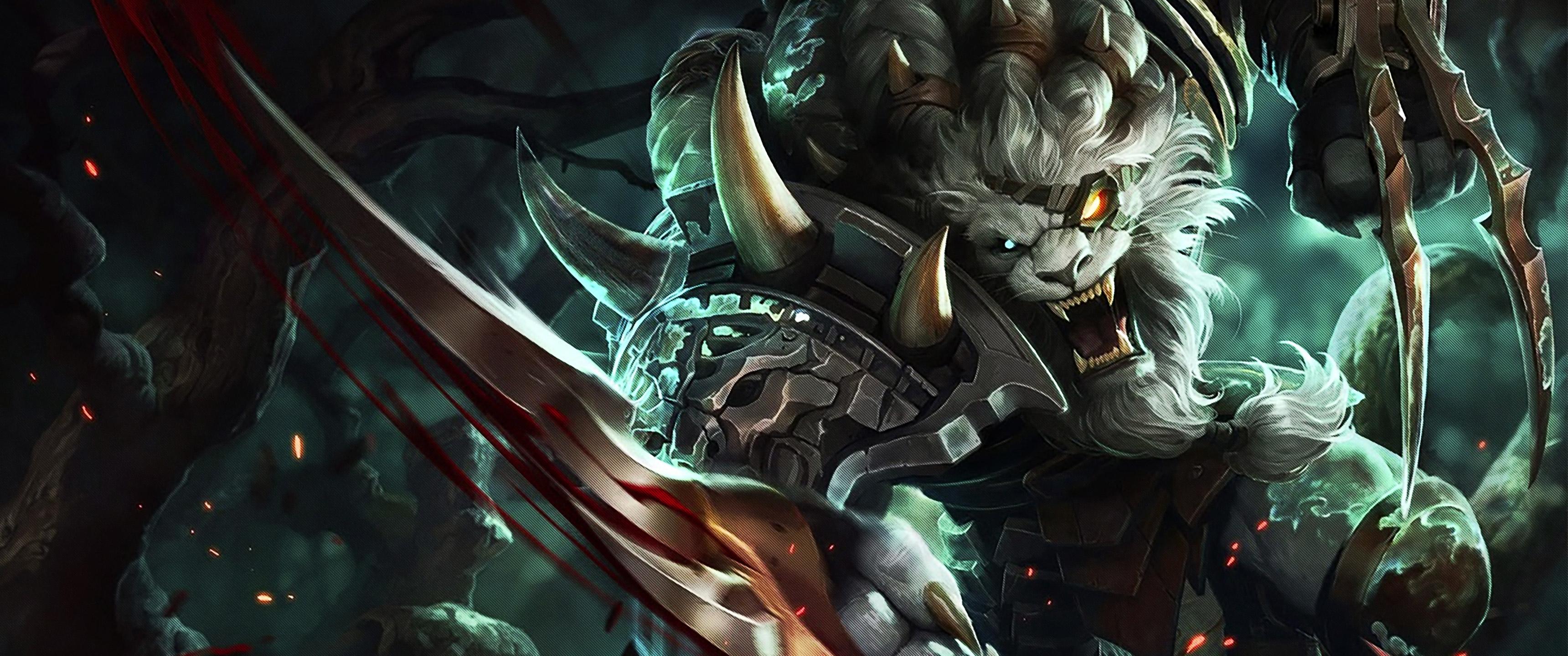53 Rengar League Of Legends Fondos De Pantalla Hd Fondos