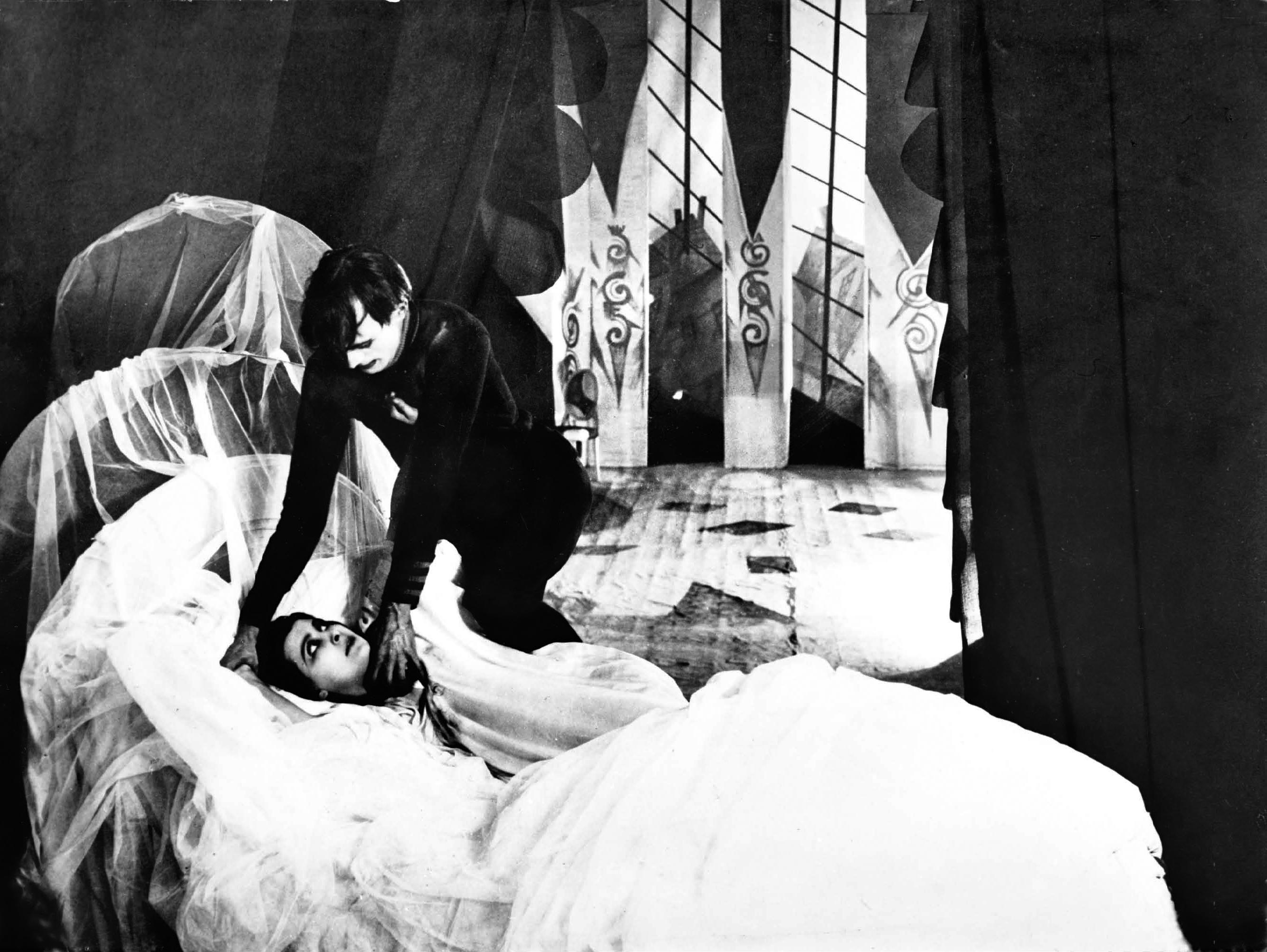 The Cabinet Of Dr Caligari Hd Wallpaper Background Image