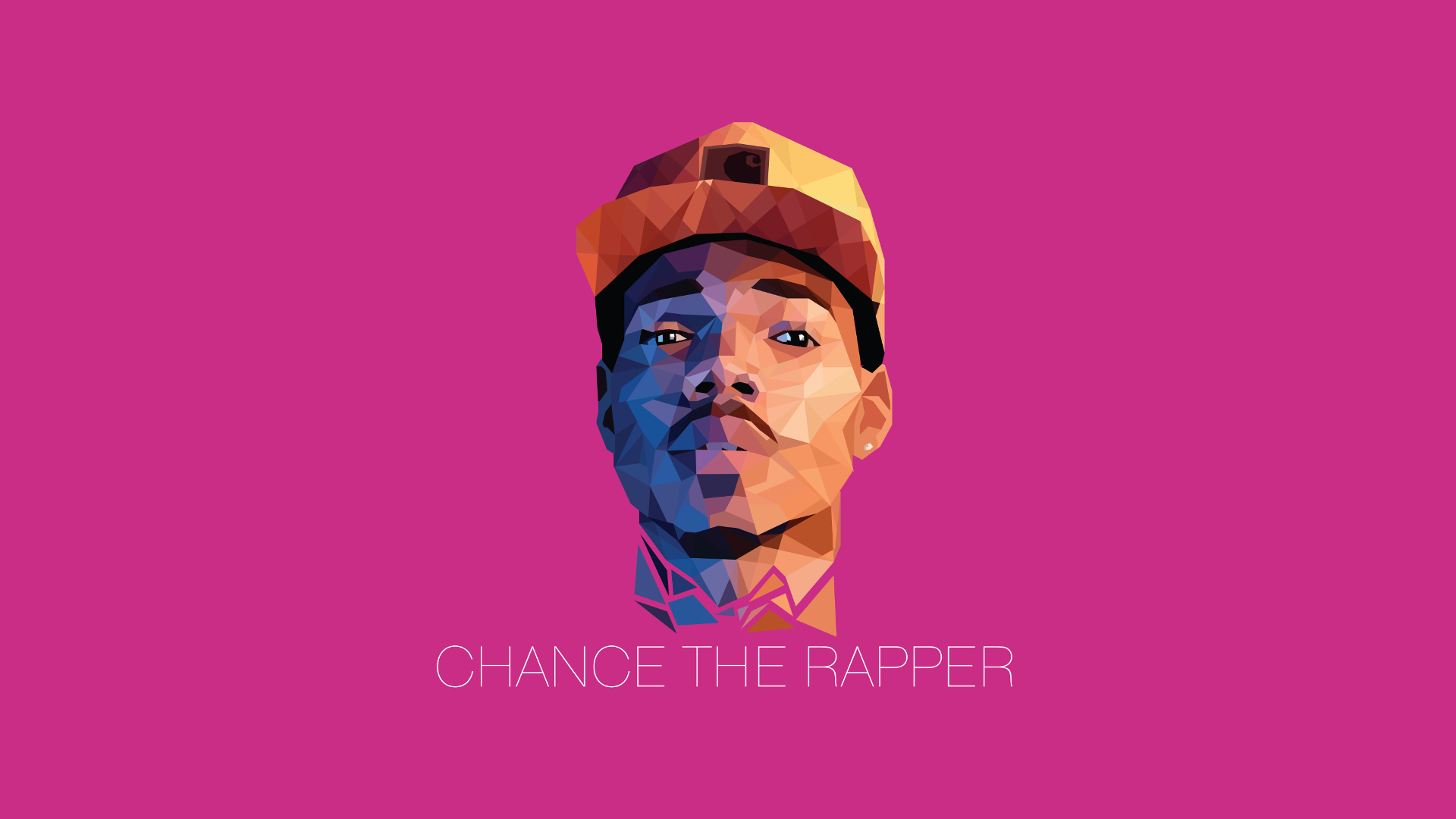 Chance the rapper full hd wallpaper and background image music chance the rapper wallpaper voltagebd Images