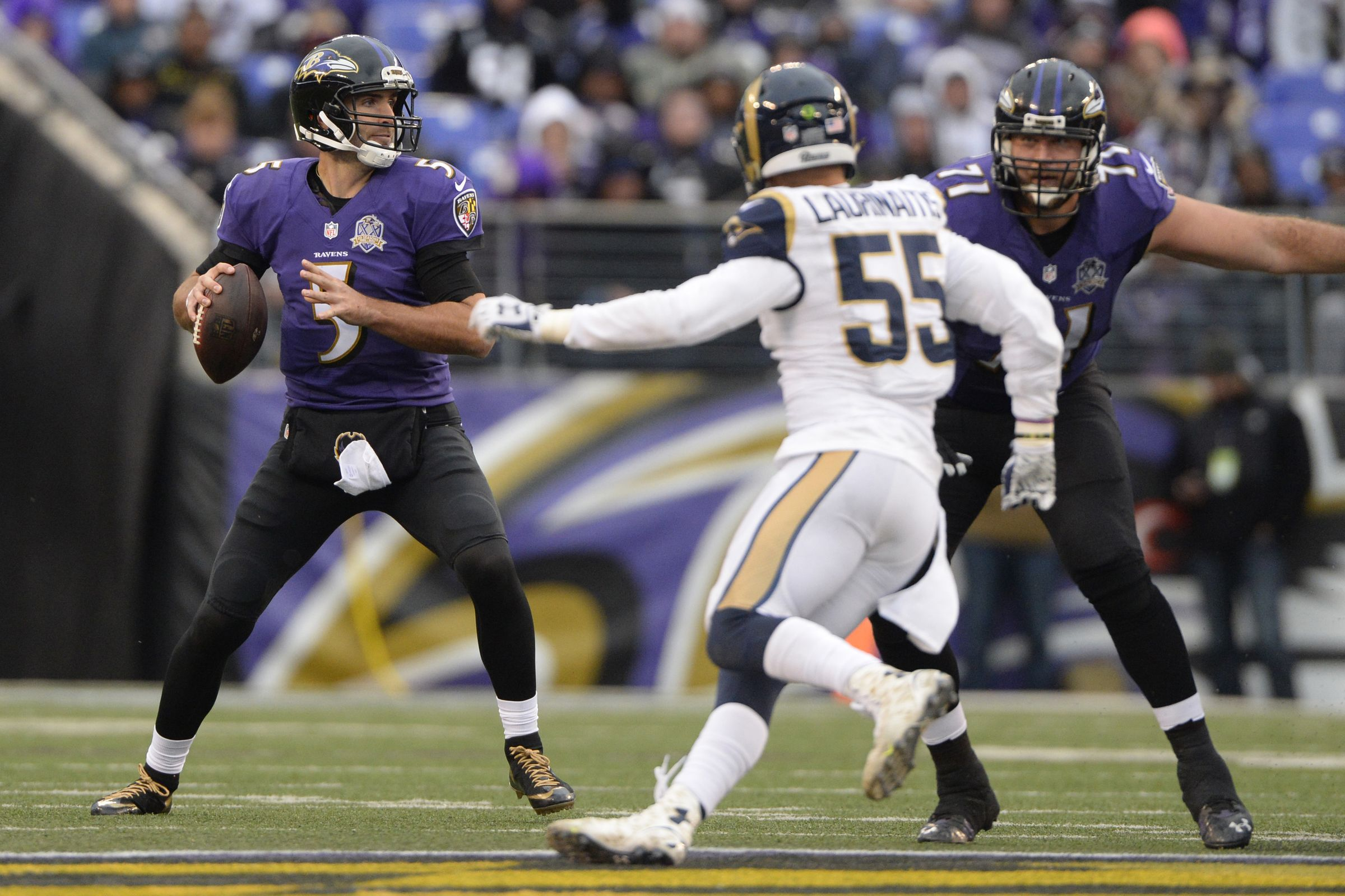 Baltimore Ravens HD Wallpaper | Background Image | 2400x1600 | ID:664782 - Wallpaper Abyss
