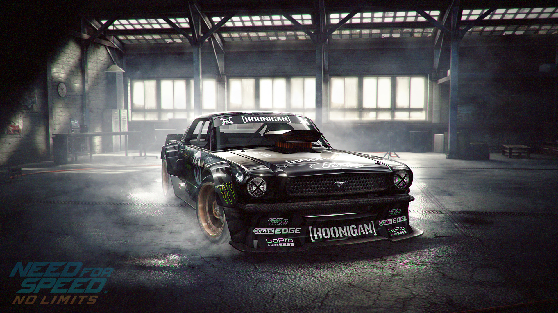 1965 Ford Mustang Ken Block S Hoonicorn Hd Wallpaper Background