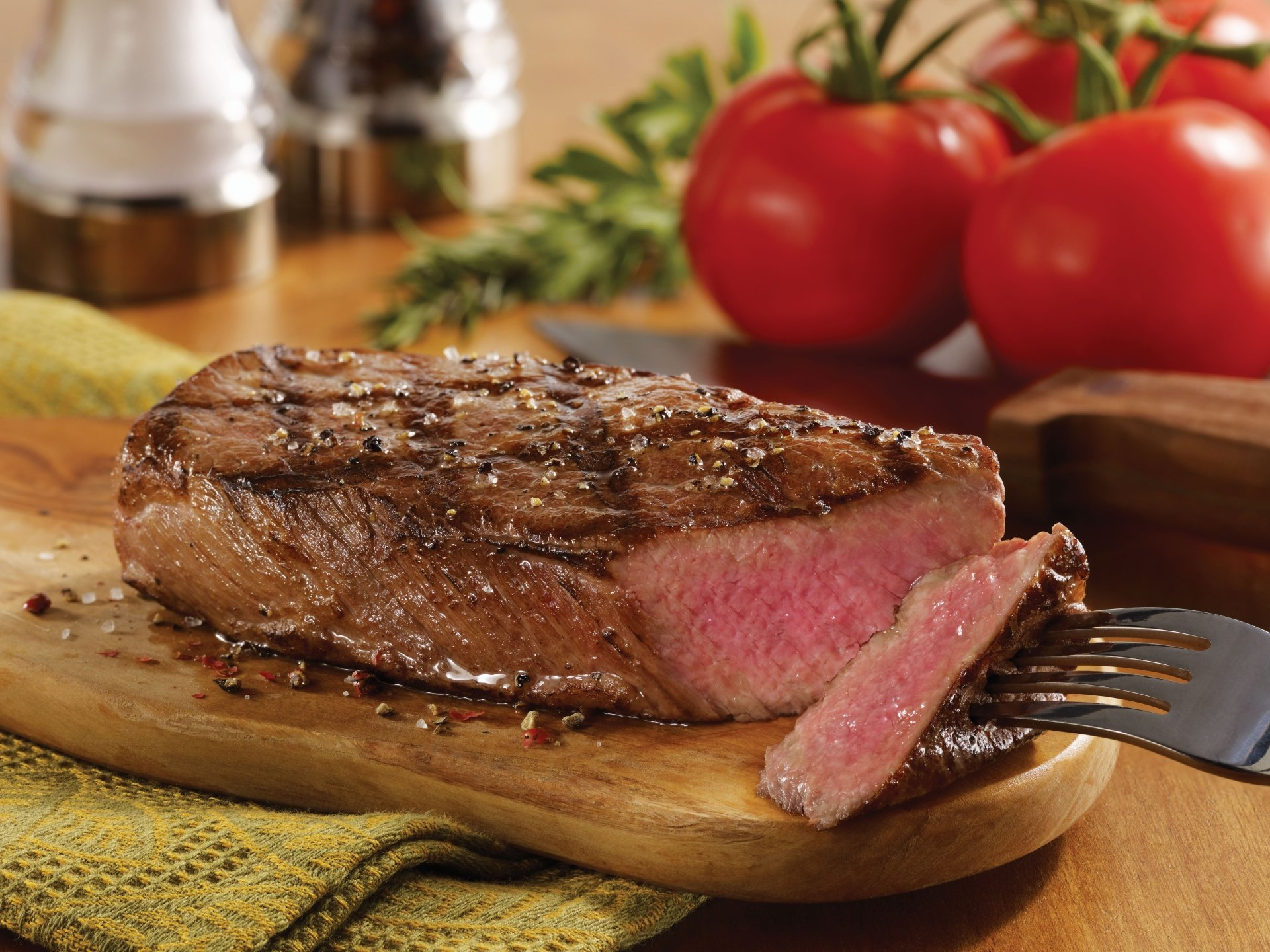 Food - Meat  Wallpaper