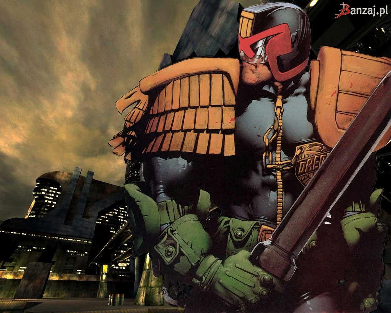 Judge Dredd Wallpaper and Background Image | 1440x1152 ...
