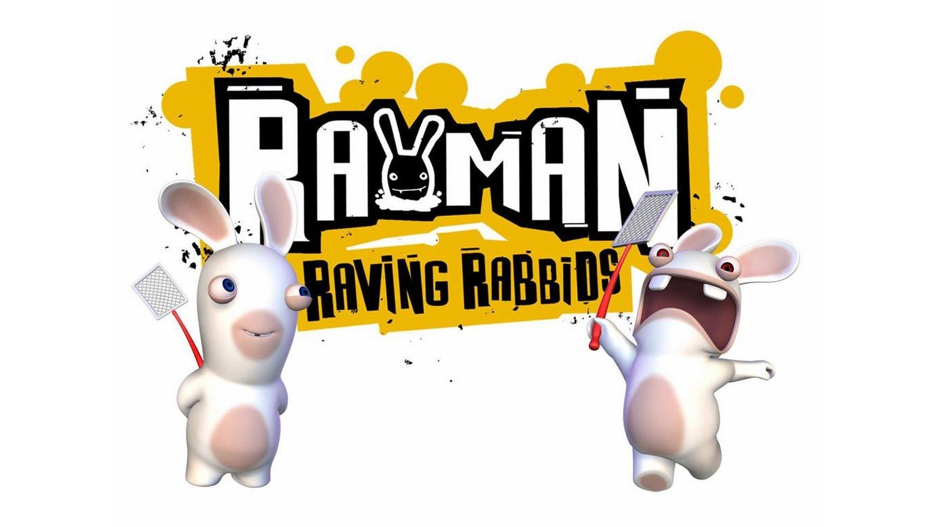 rayman raving rabbids full hd wallpaper and background