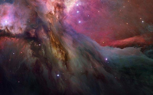 Sci Fi Nebula Orion Nebula Hubble HD Wallpaper | Background Image