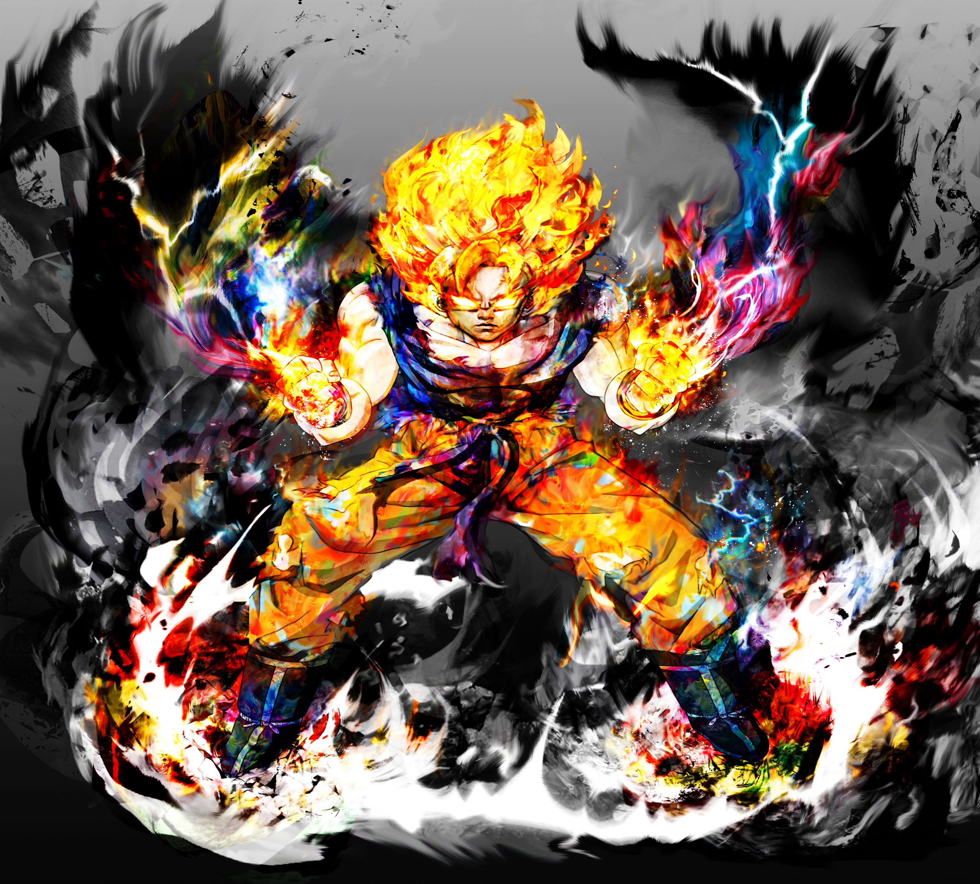 dbz wallpapers for iphone