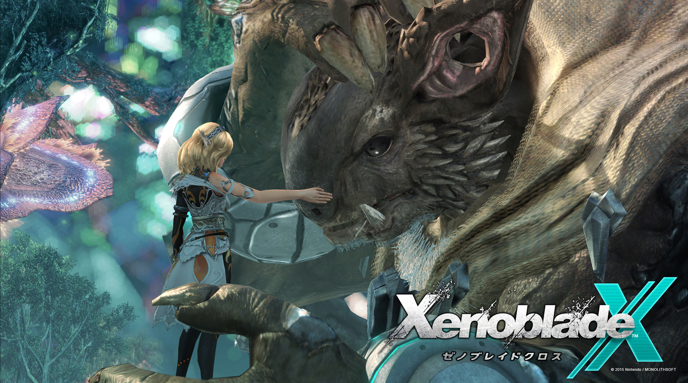 Xenoblade Chronicles X Hd Wallpaper Background Image 2260x1260