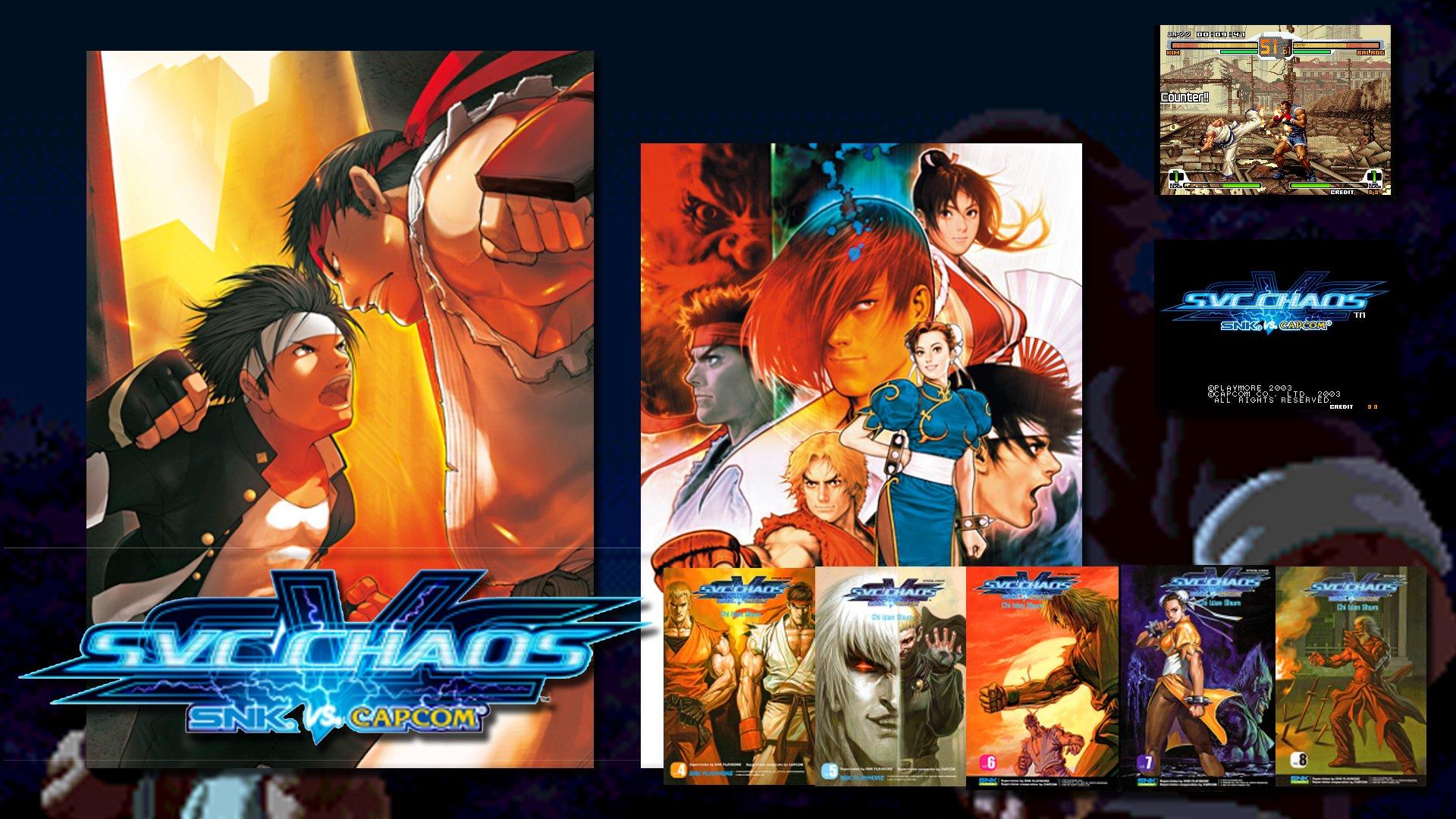Capcom Vs Snk Hd Wallpaper Background Image 1920x1080 Id