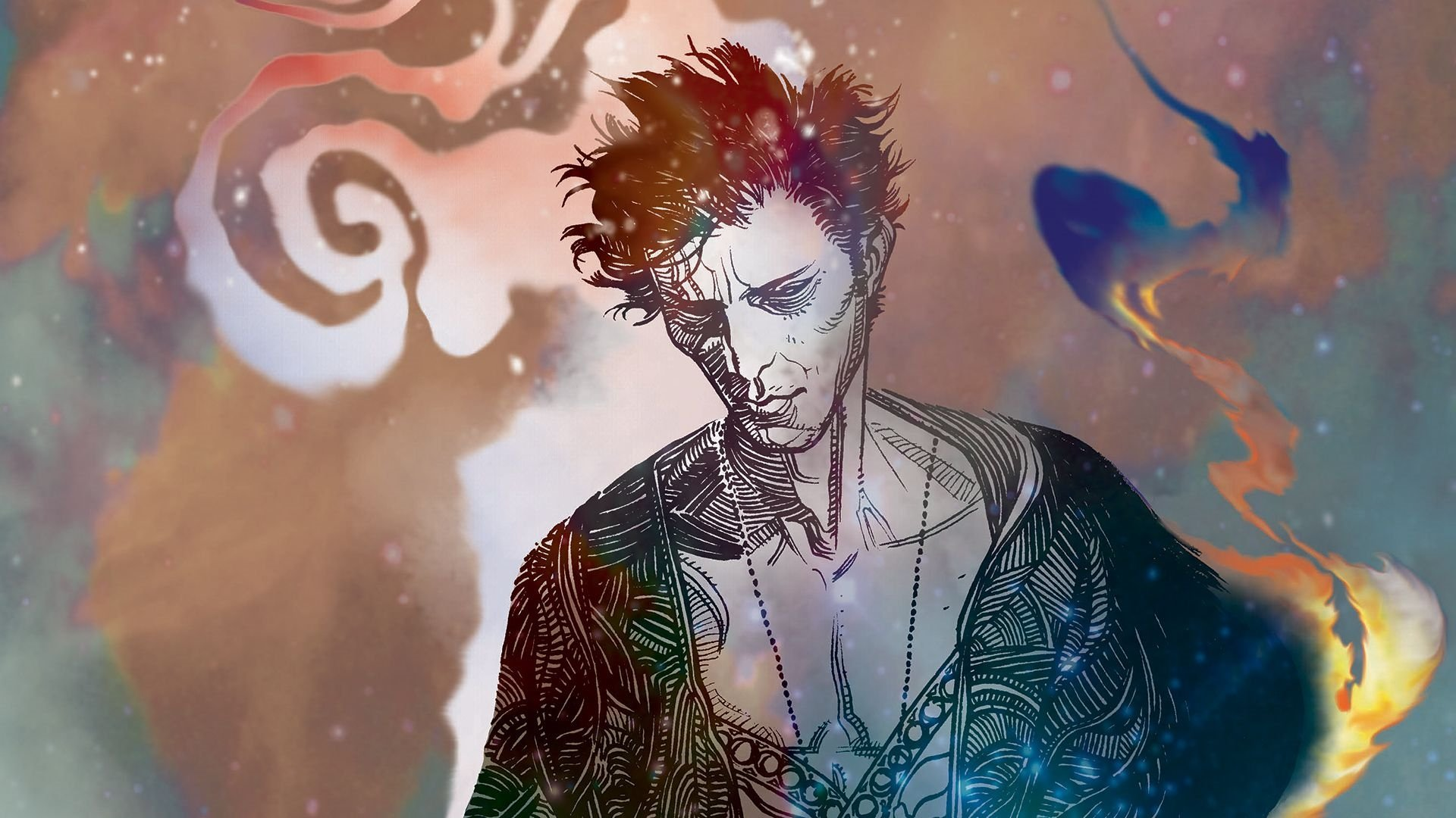 The Sandman: Overture HD Wallpaper | Background Image | 1920x1080 | ID:671029 - Wallpaper Abyss