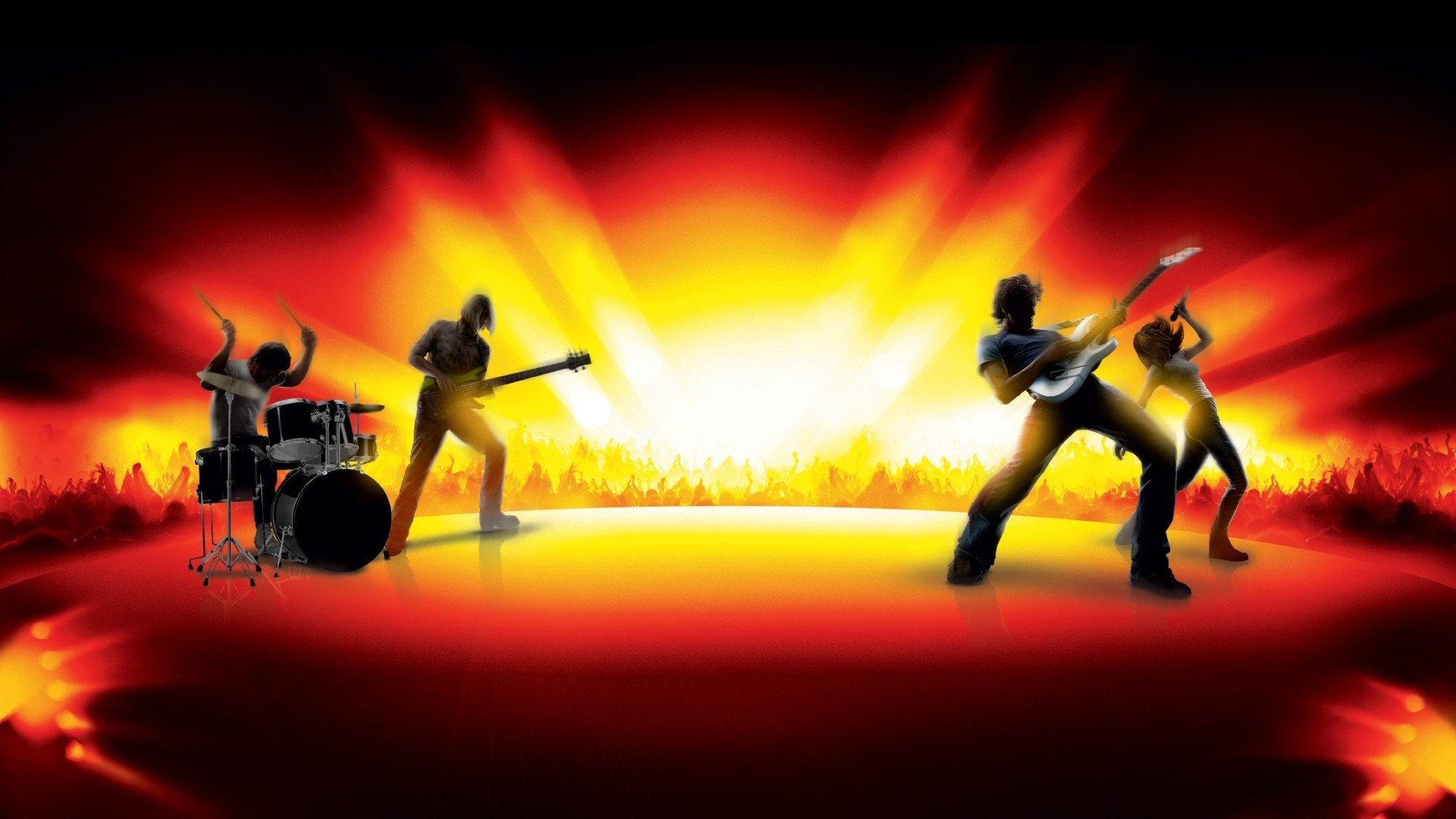 2 Guitar Hero World Tour Hd Wallpapers Background Images Wallpaper Abyss