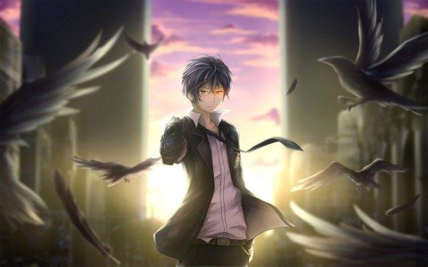 Anime Black Bullet Rentaro Satomi Gun Crow HD Wallpaper | Background Image