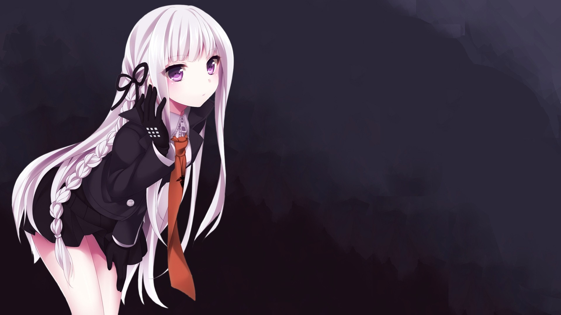 kyouko kirigiri full hd wallpaper and background image