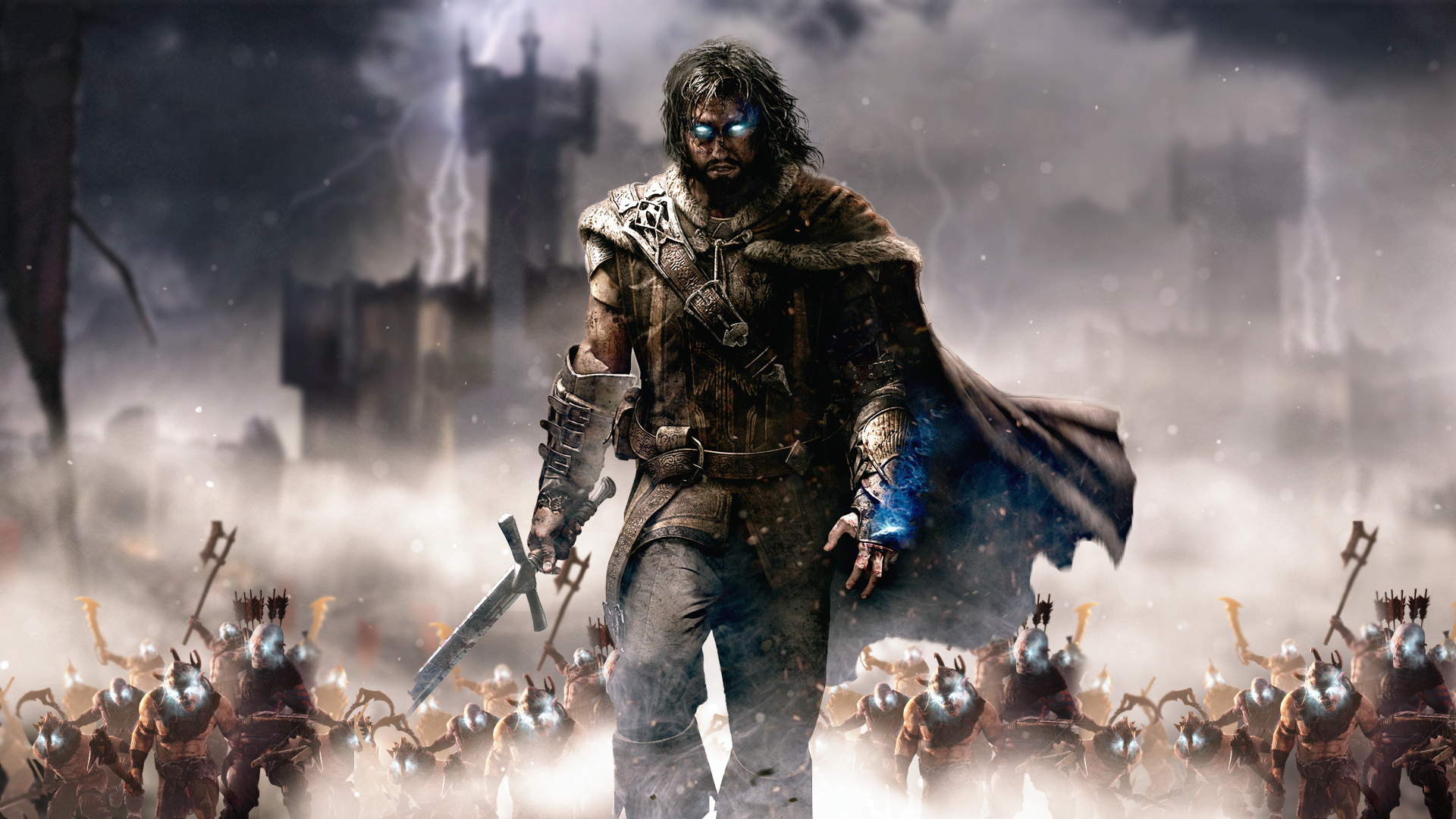 middleearth� shadow of mordor� hd wallpaper background