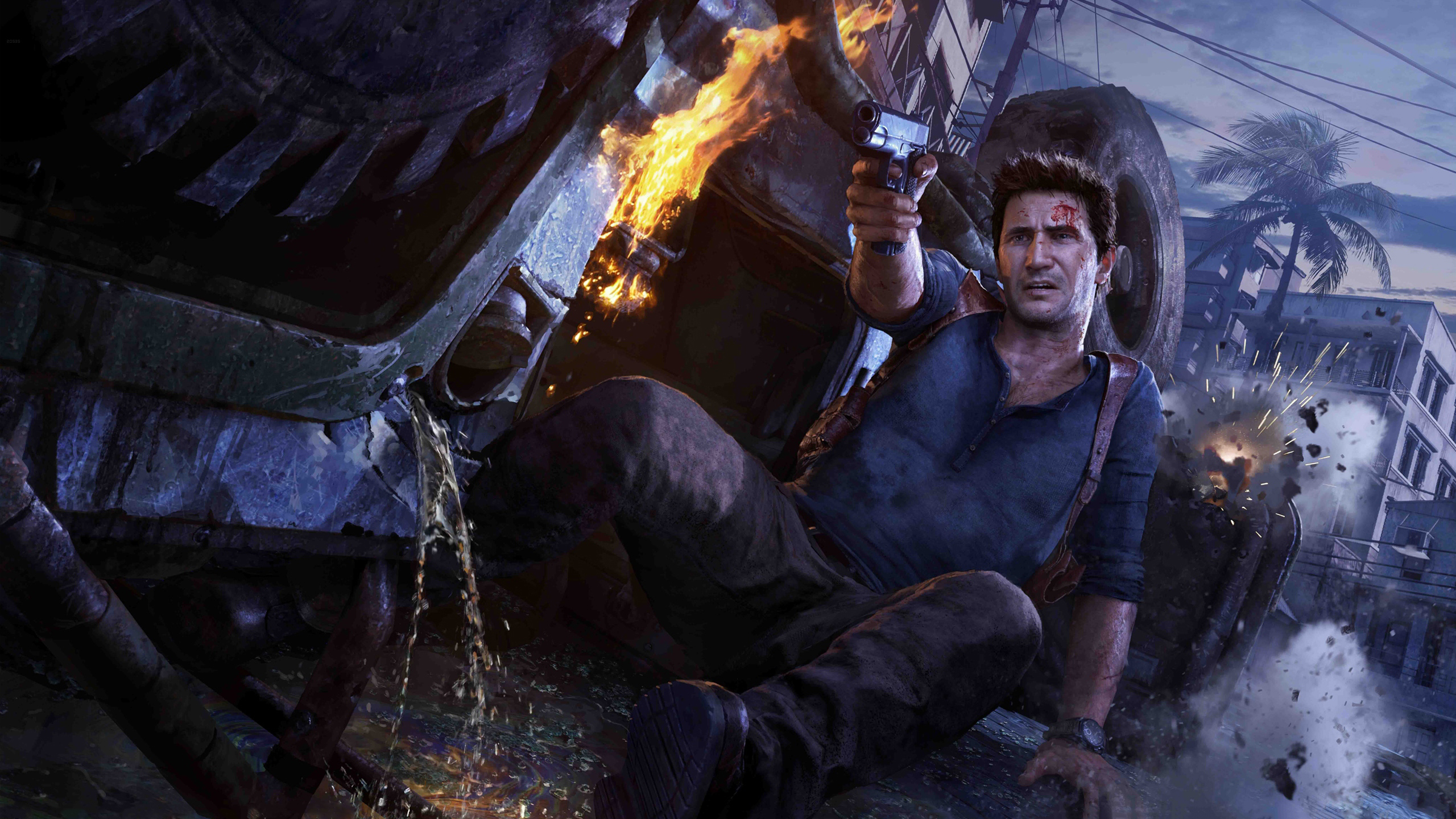26 uncharted 4: a thief's end hd wallpapers | background images
