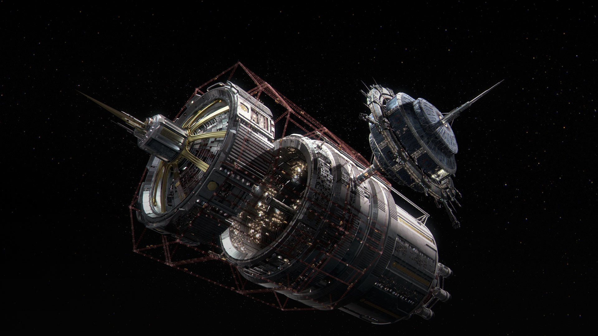 The Expanse HD Wallpaper   Background Image   1920x1080 ...