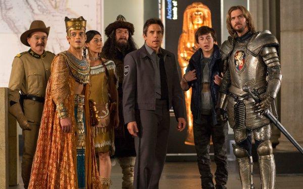 Movie Night at the Museum: Secret of the Tomb Ben Stiller Robin Williams Dan Stevens HD Wallpaper | Background Image
