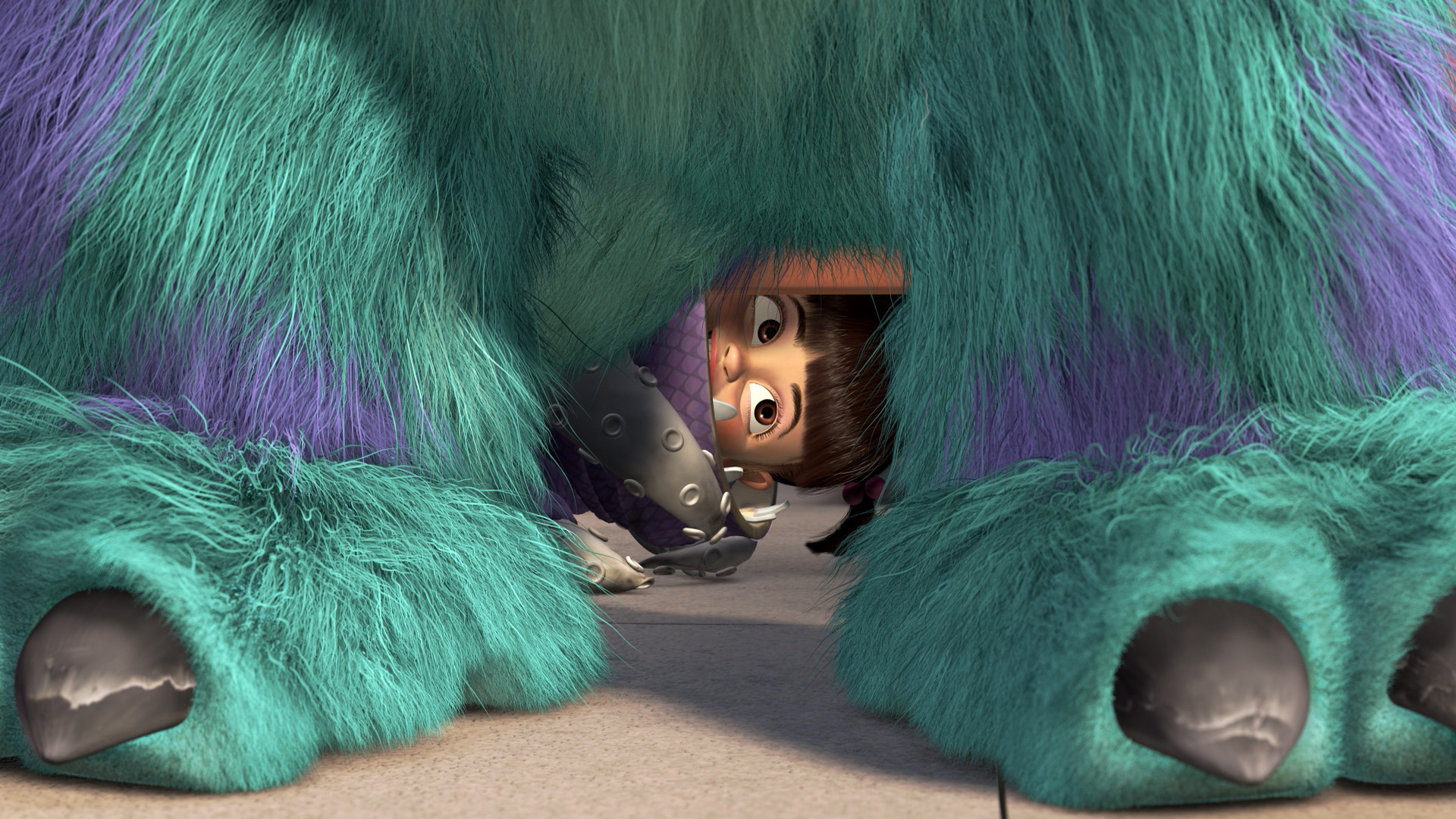 monsters, inc. full hd wallpaper and background image | 1920x1080