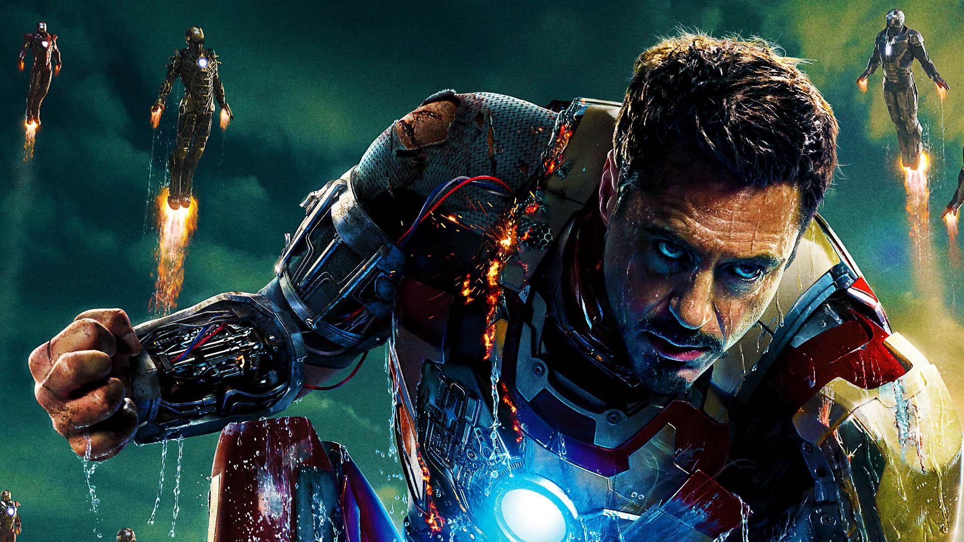 Iron Man 3 Hd Wallpaper Background Image 1920x1080 Id 674300