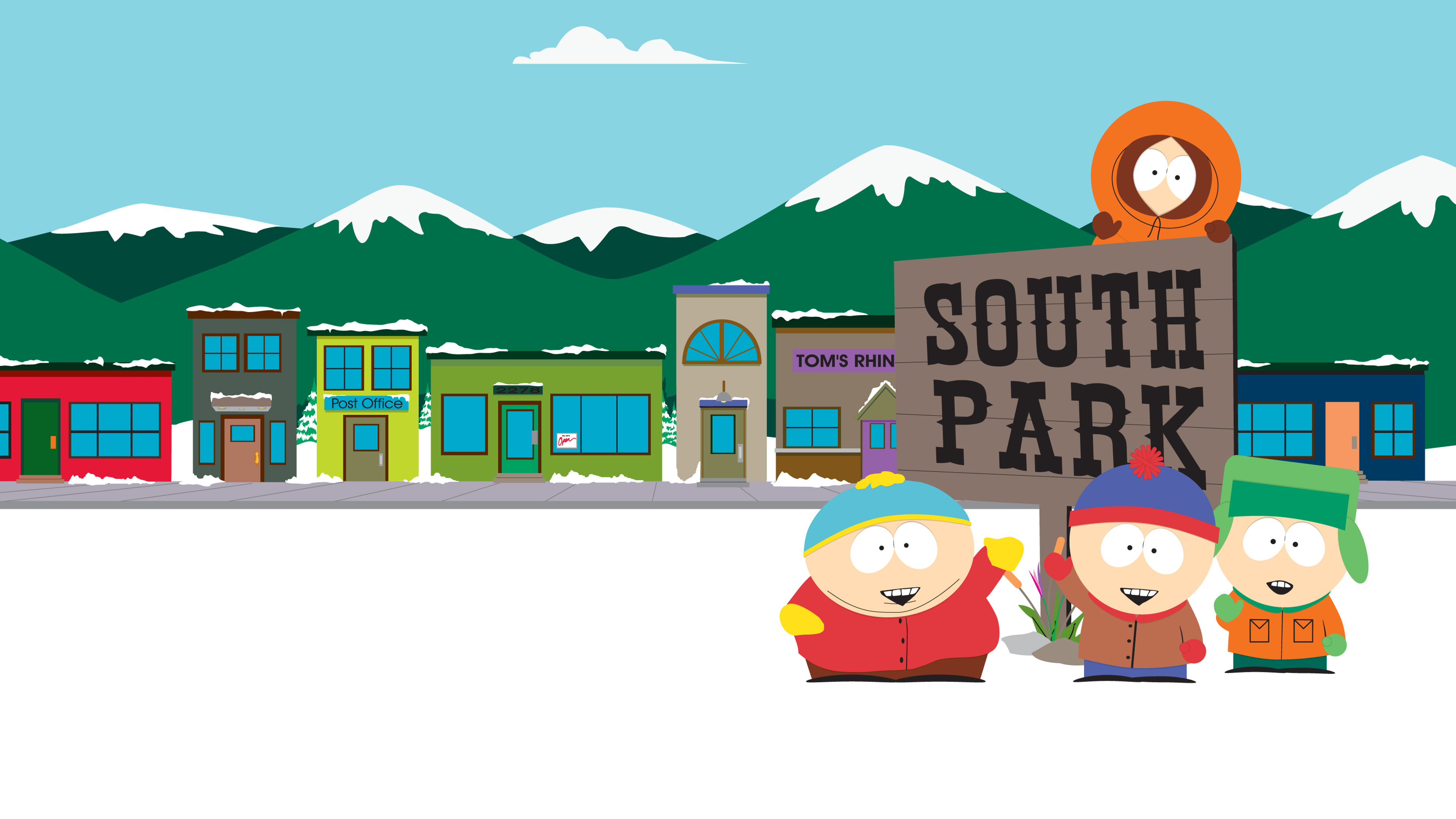 South park 4k ultra hd wallpaper and background image - Kyle wallpaper ...