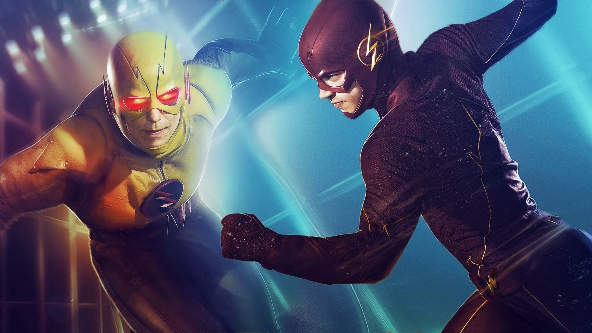 the flash wallpapers for ipad