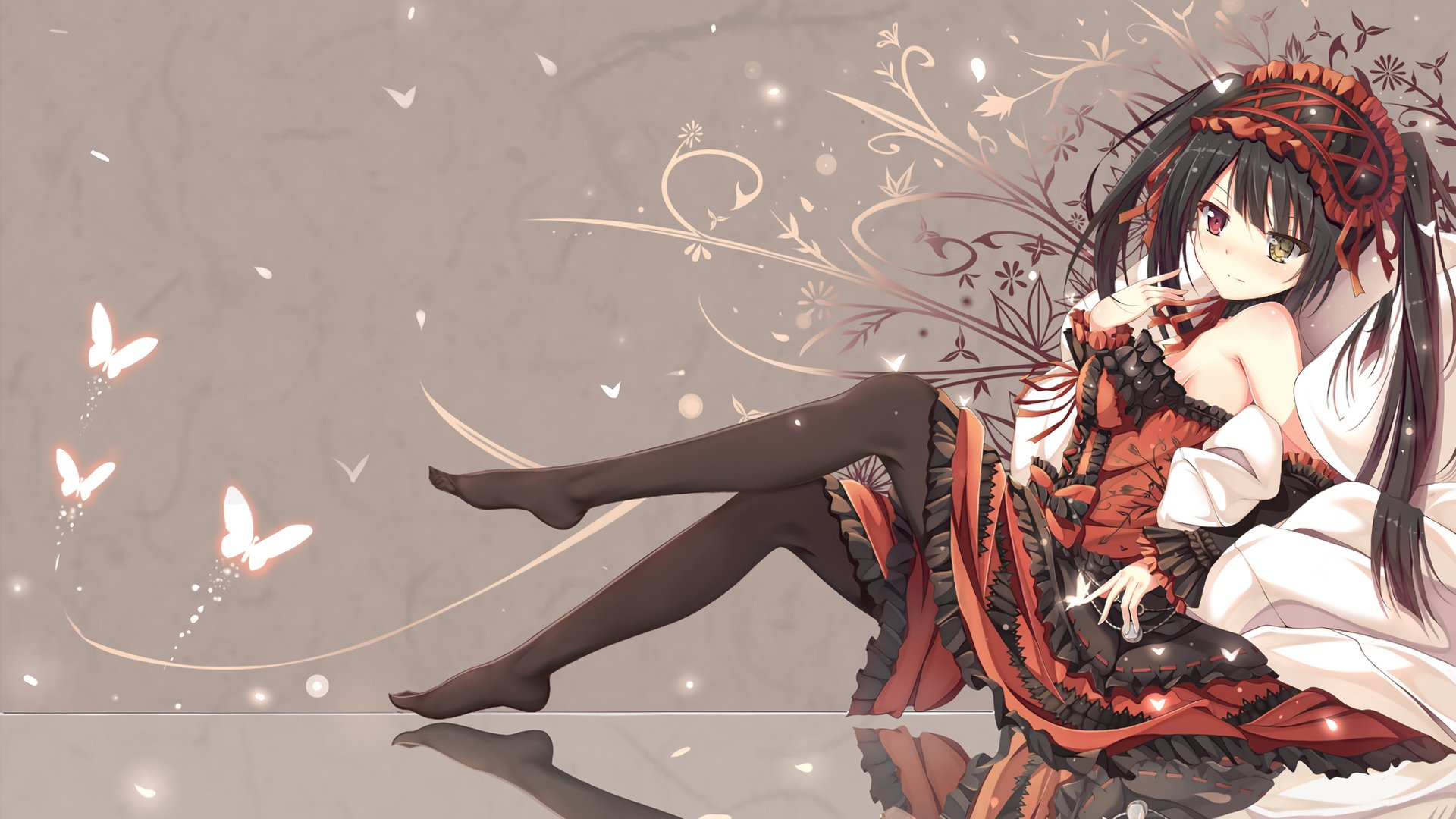 Date A Live Hd Wallpaper Background Image X