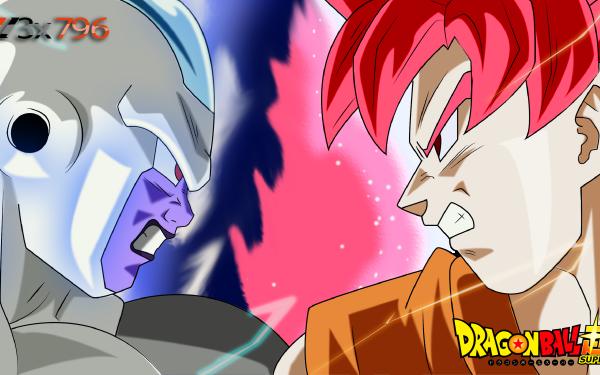 Anime Dragon Ball Super Dragon Ball Goku Frost HD Wallpaper | Background Image