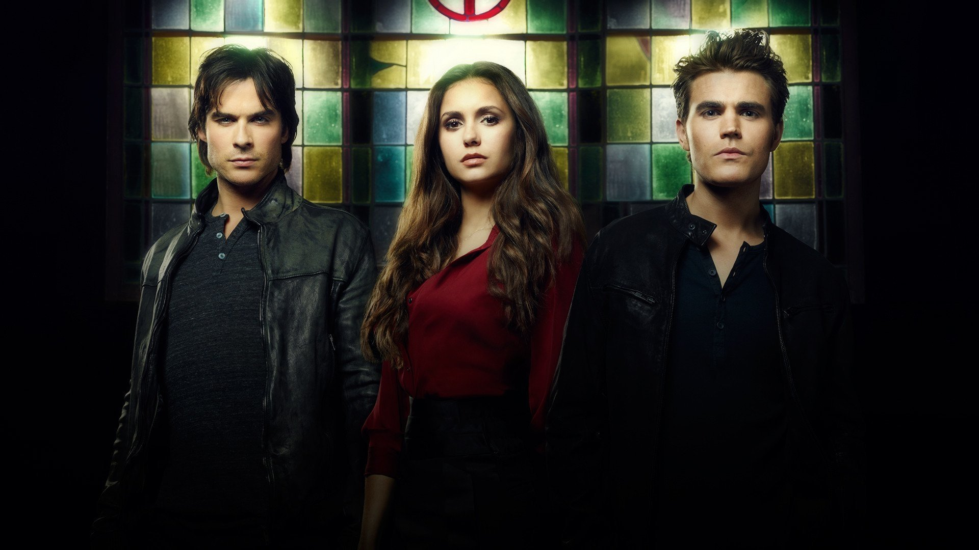 The Vampire Diaries Hd Wallpaper Background Image 1920x1080