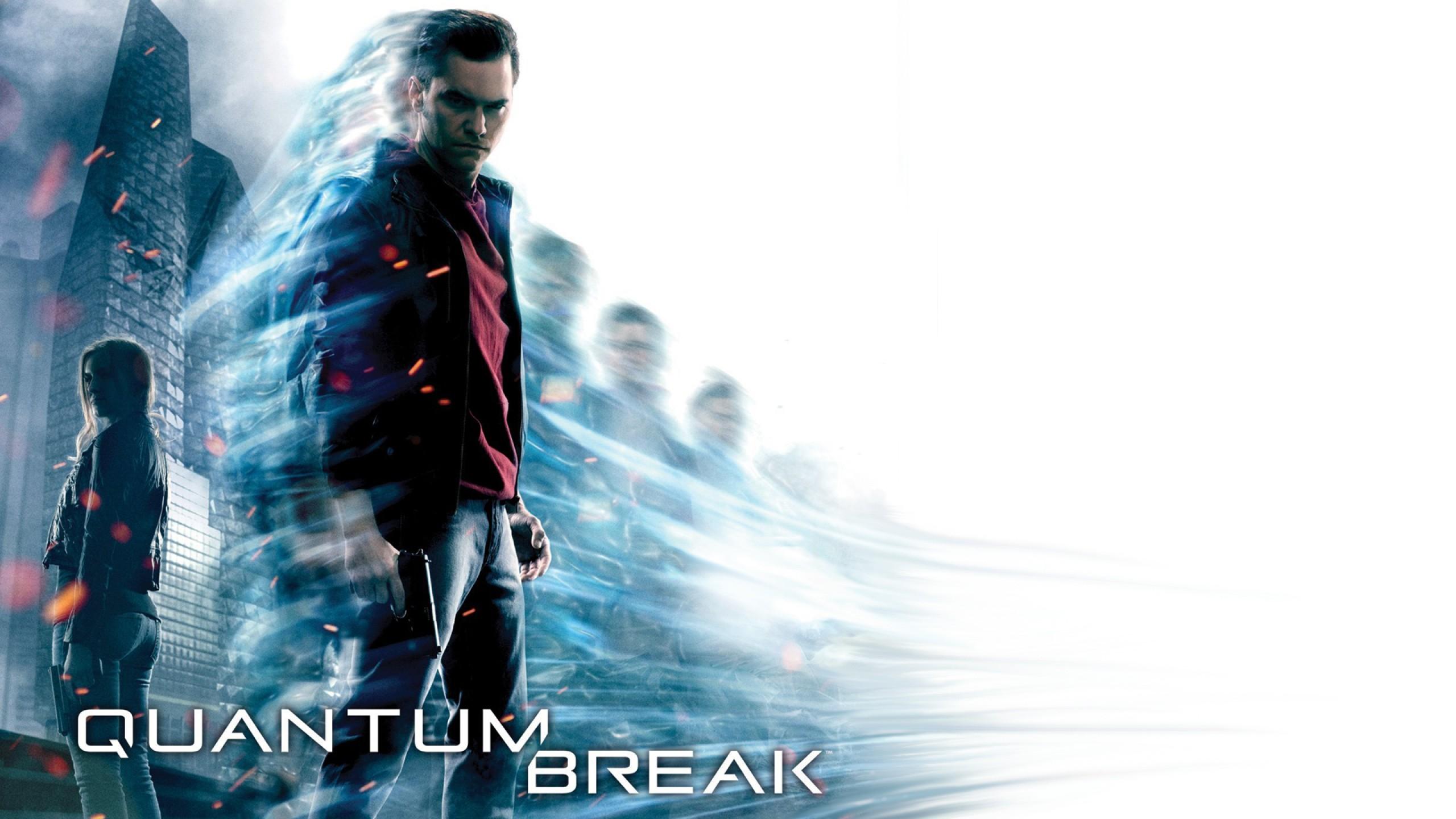نتيجة بحث الصور عن quantum break cover