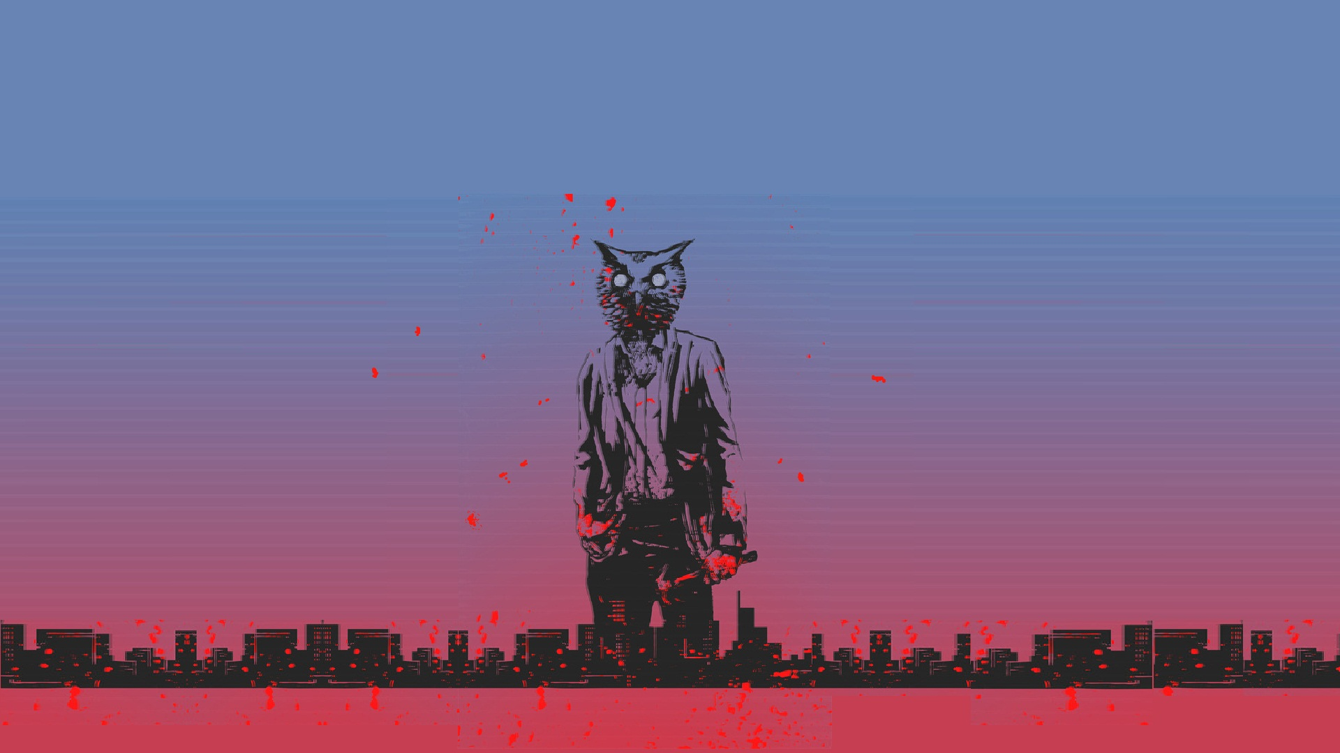 Hotline Miami 2 Wrong Number Hd Wallpaper Background