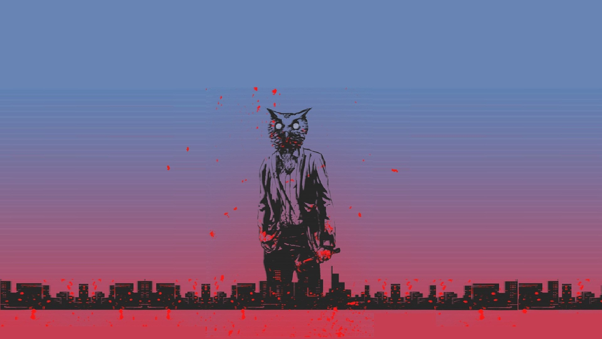 Hotline Miami 2: Wrong Number HD Wallpaper