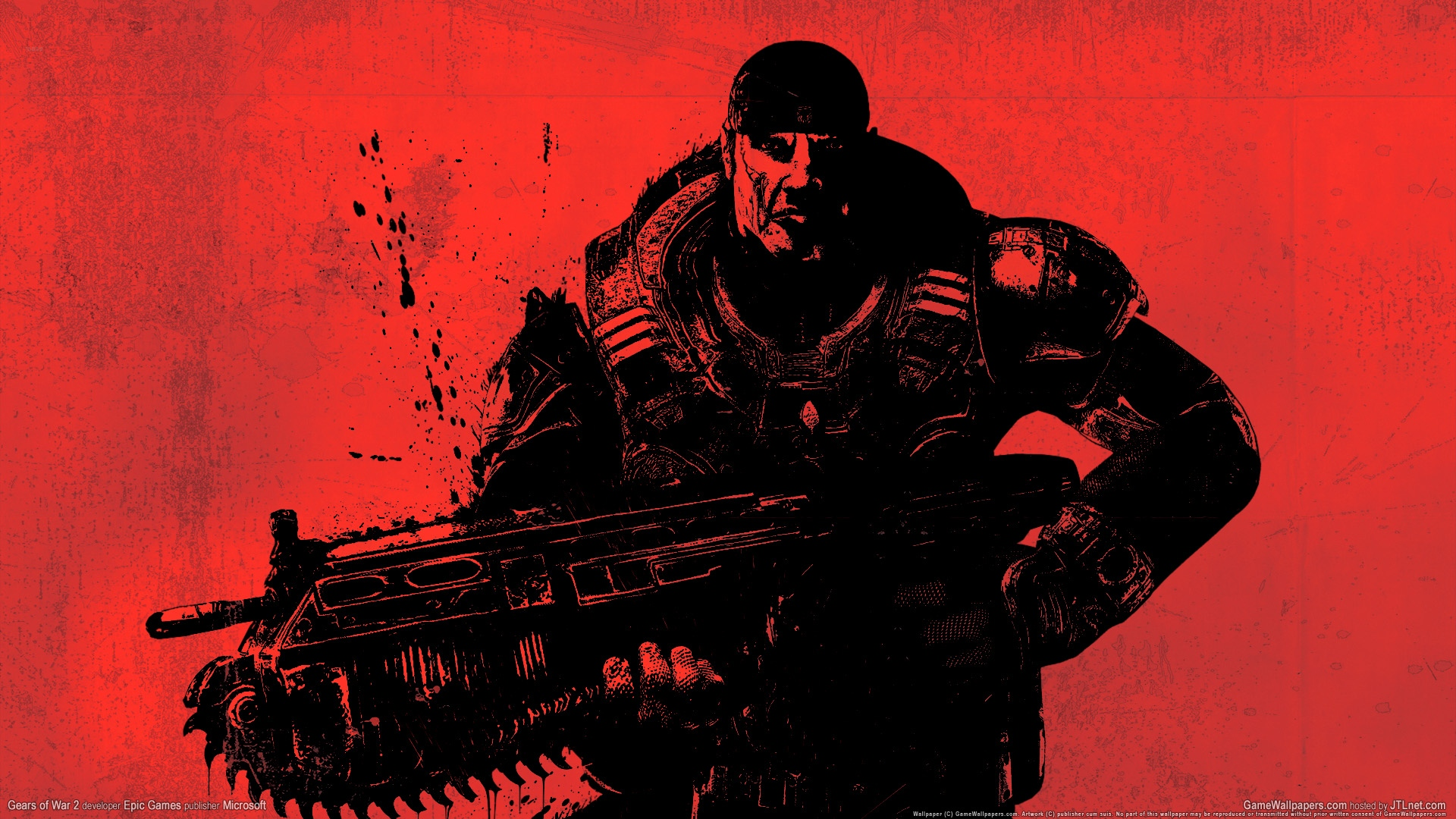 gears of war 2 full hd wallpaper and background image | 1920x1080