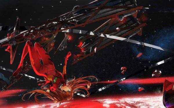 Anime Evangelion: 3.0 You Can (Not) Redo Evangelion Neon Genesis Evangelion Asuka Langley Sohryu Fondo de pantalla HD   Fondo de Escritorio