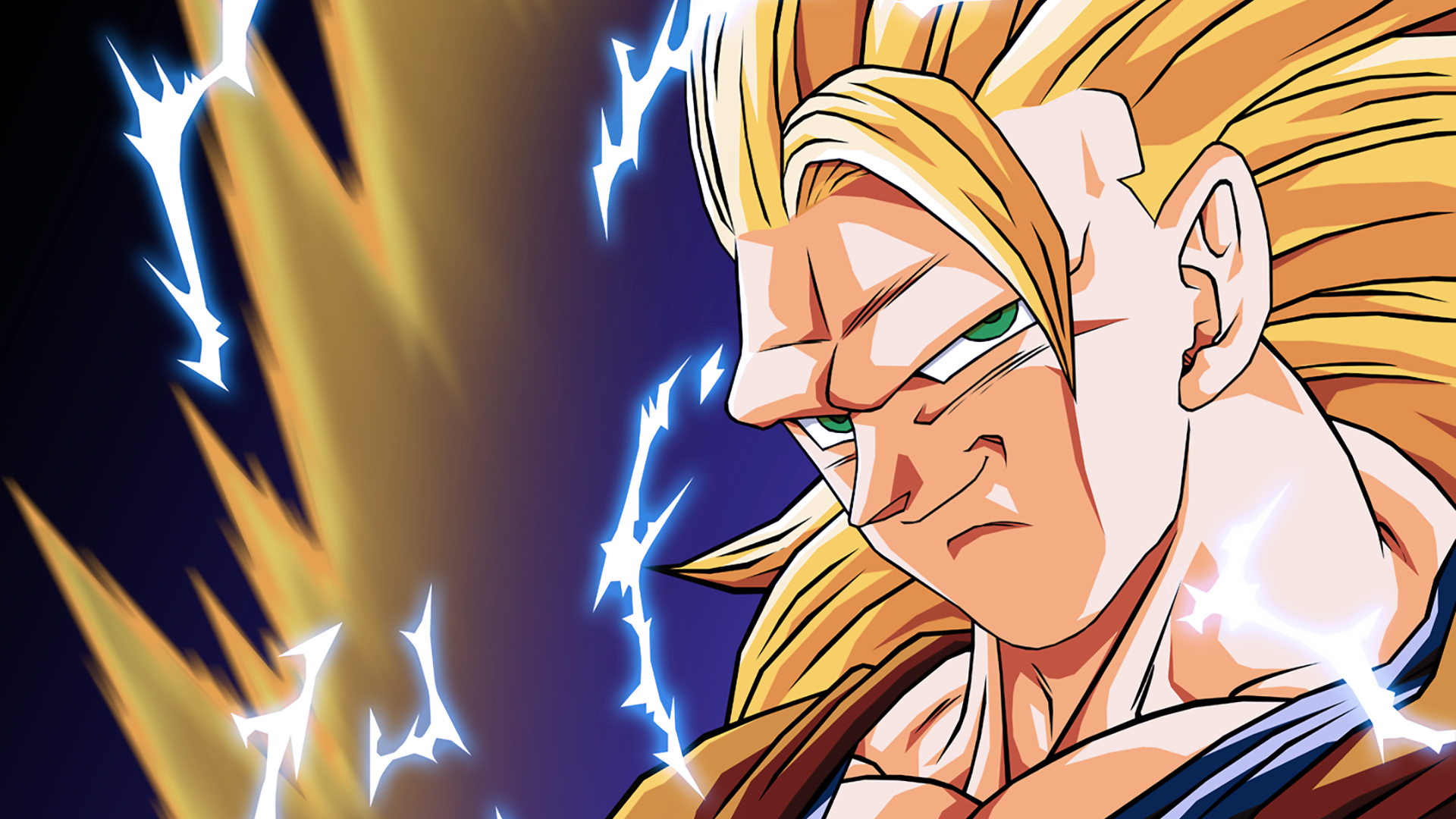 Goku Wallpapers ID680633 Download Next Wallpaper Prev Super Saiyan 3