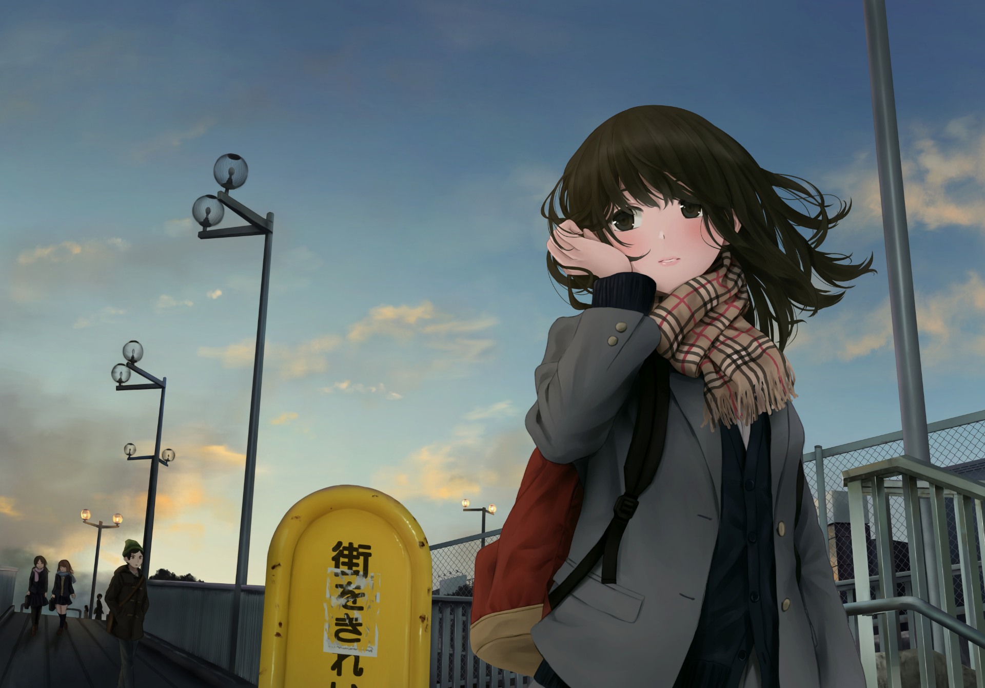 Anime - Original  Wallpaper