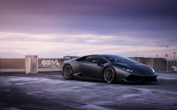 188 Lamborghini Huracan HD Wallpapers Backgrounds Wallpaper Abyss