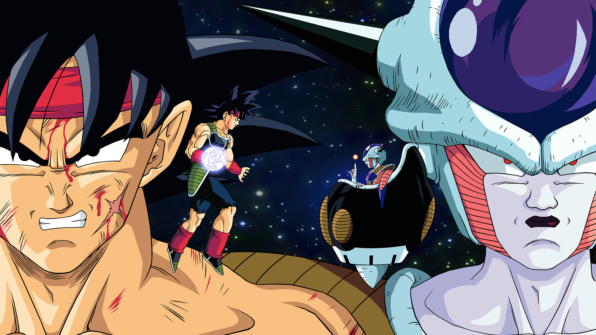 35 Bardock Dragon Ball Hd Wallpapers Background Images
