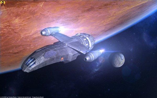 TV Show Firefly Sci Fi Spaceship Futuristic HD Wallpaper   Background Image