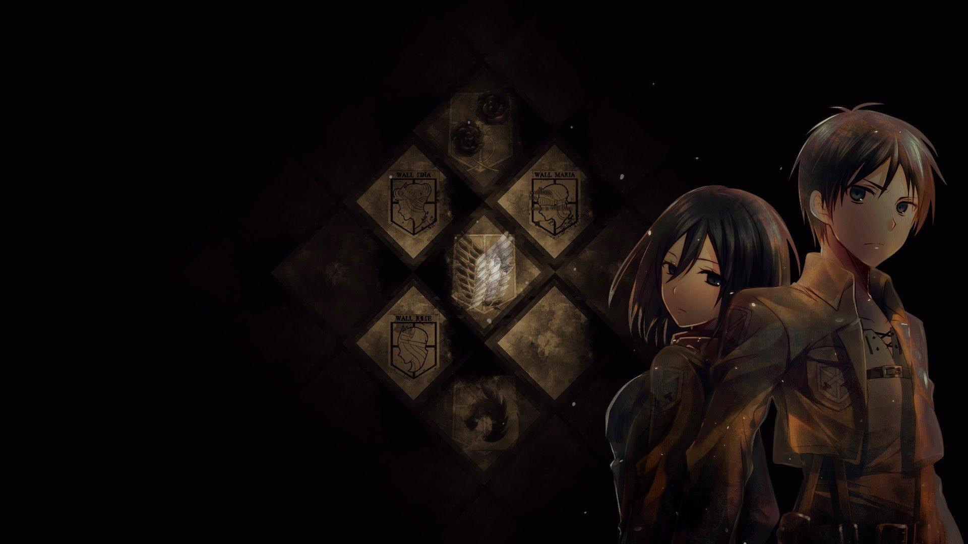 Attack On Titan Hd Wallpaper Background Image 1920x1080