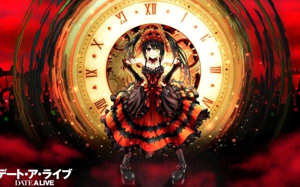 Anime Date A Live Fond d'écran HD | Arrière-Plan