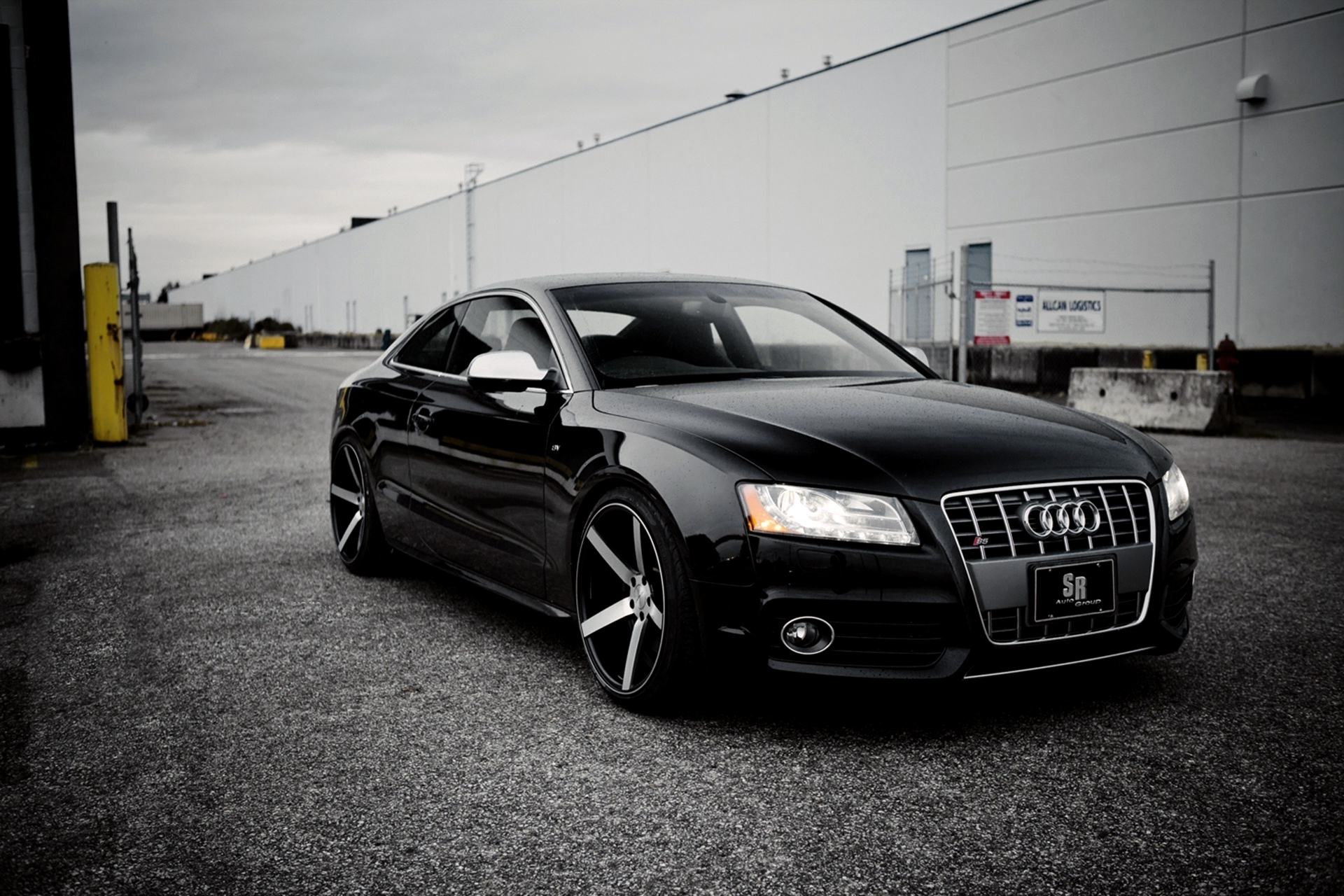 Audi S4 Full HD Wallpaper And Background Image