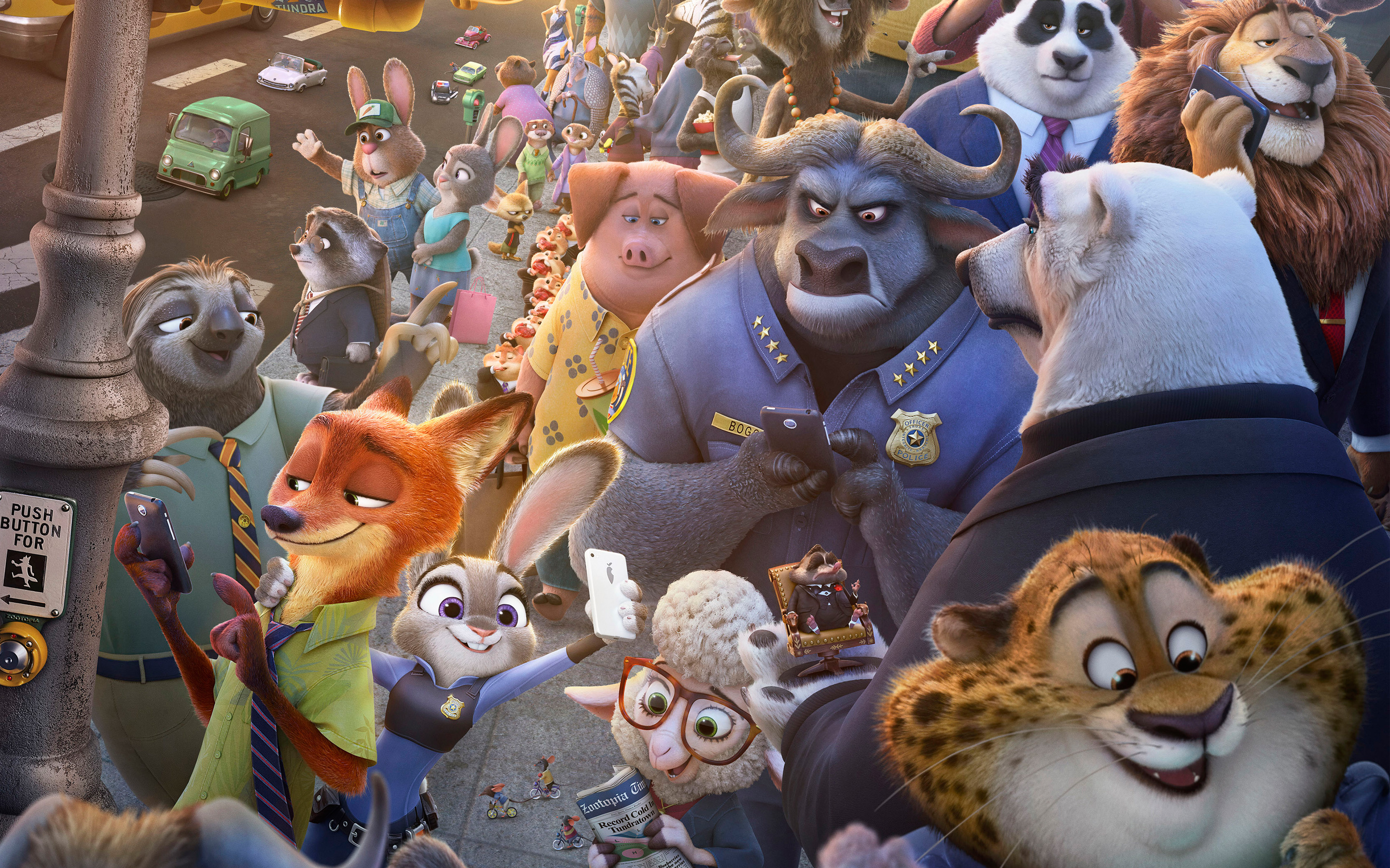 hd wallpaper background id685151 2880x1800 movie zootopia