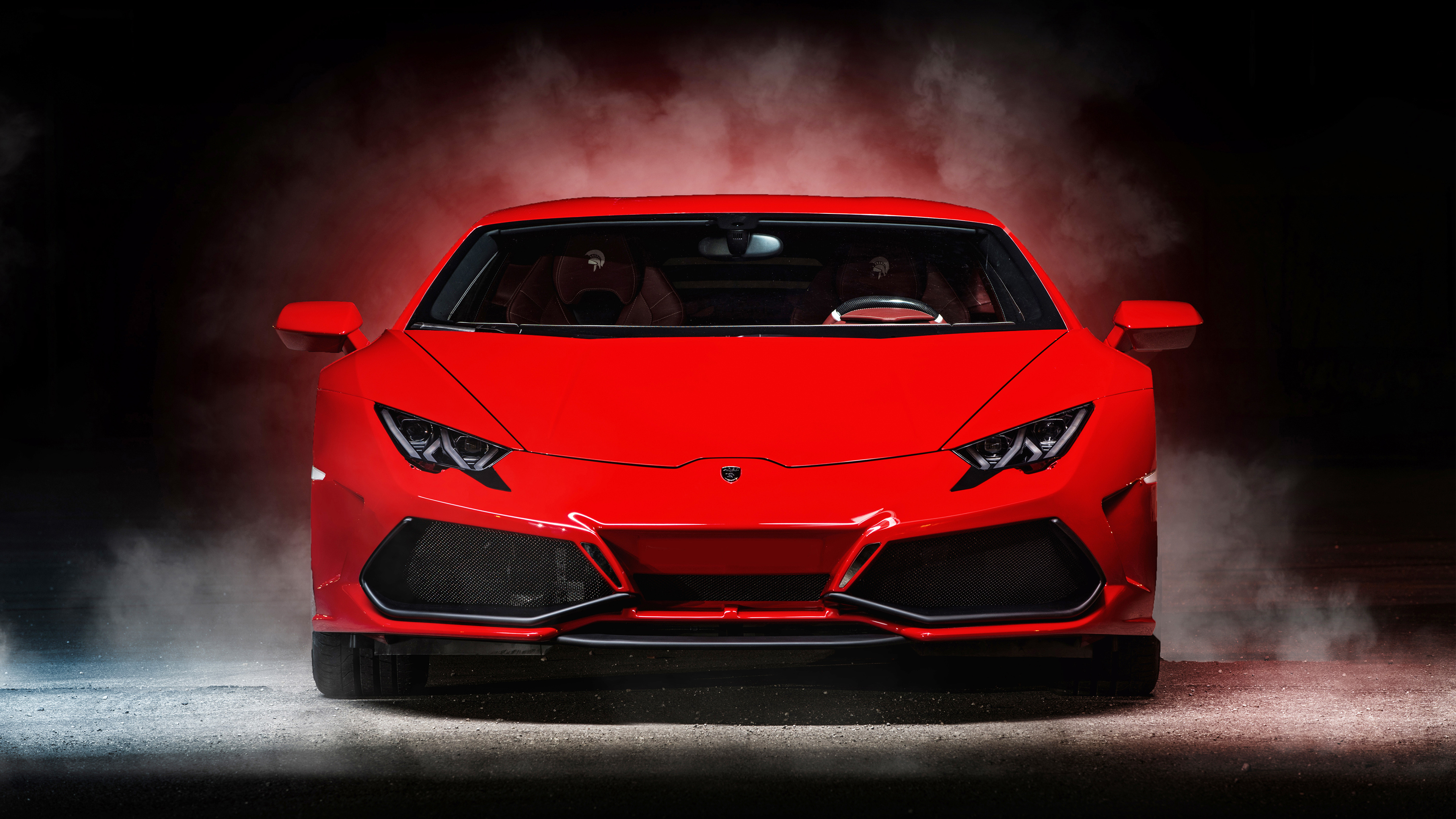 Lamborghini Huracan 4k Ultra Hd Wallpaper Background Image