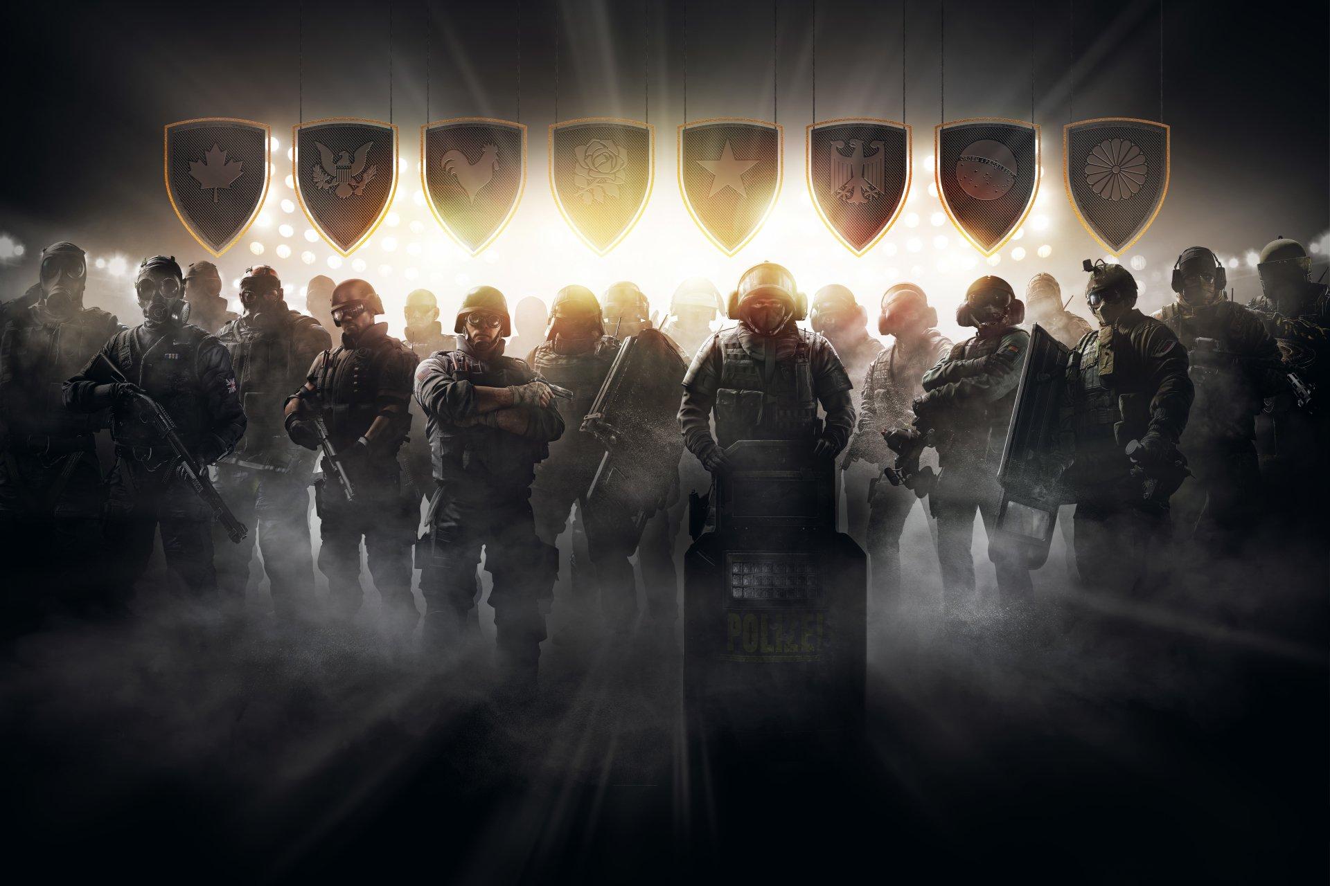 Video Game - Tom Clancy's Rainbow Six: Siege  Wallpaper