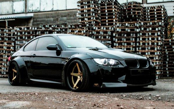 Vehicles BMW M3 Coupe BMW BMW M3 Black Car Sport Car Car HD Wallpaper   Background Image
