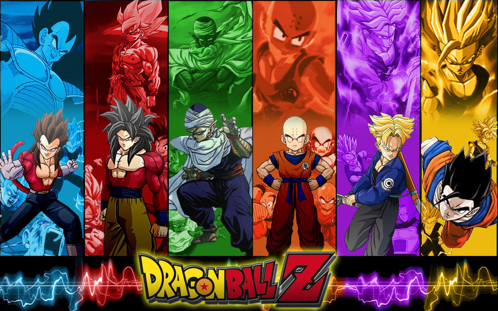 Dragon Ball Z Fondo De Pantalla And Fondo De Escritorio