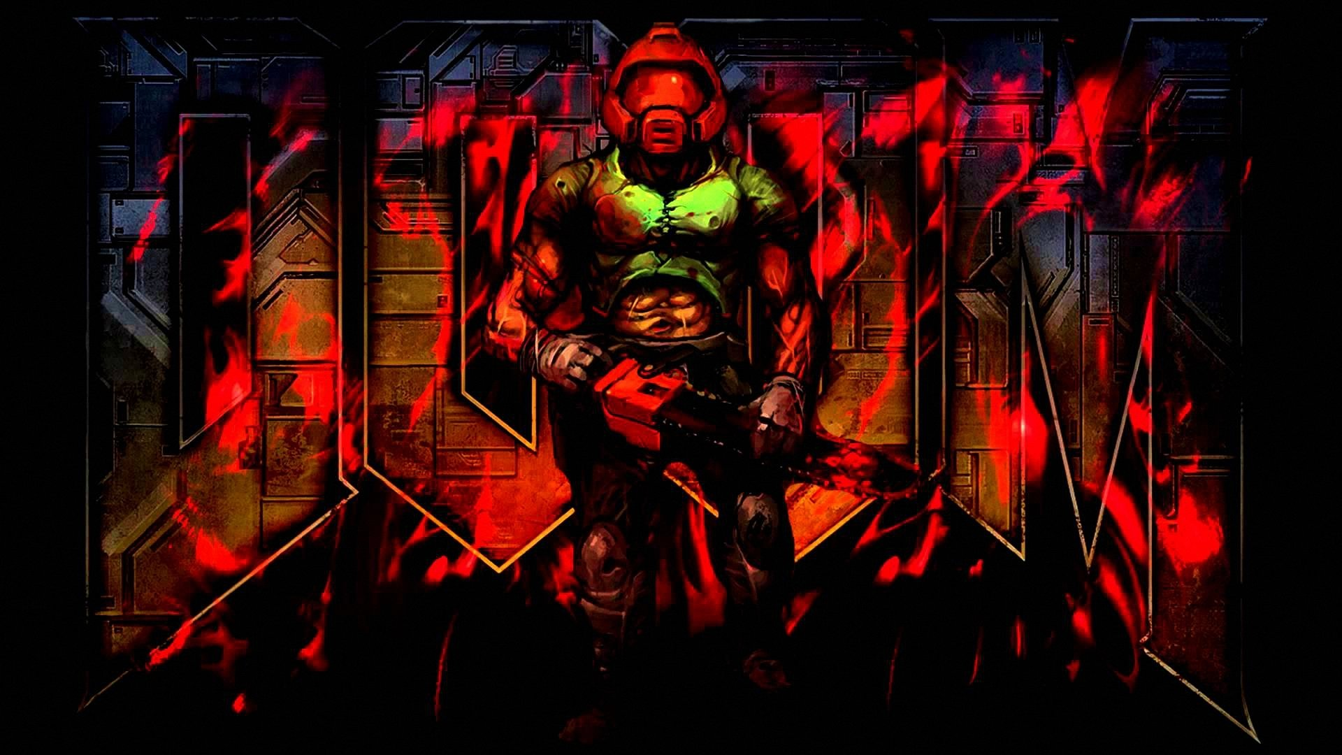 brutal doom wallpaper - photo #3